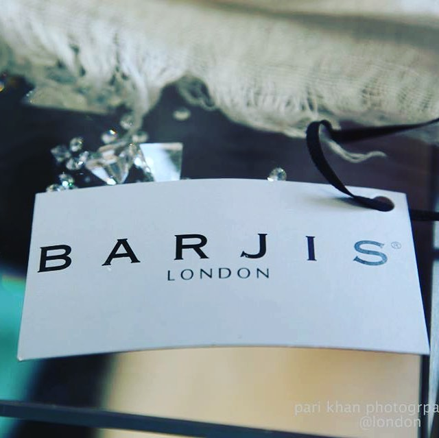 Contemporary British brand Barjis London will stop participating in Fashion Shows – even modest shows!